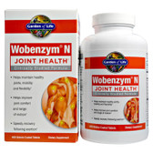 Wobenzym N 400 Tabs, Wobenzym N, Joints, UK Store