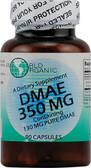 DMAE 350mg 90 Caps, World Organics