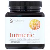 UK Buy Turmeric Advanced, 120 Tabs, Youtheory, Anti-Inflammatory