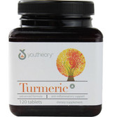 Turmeric Advanced 120 Tabs, Youtheory, Anti-Inflammatory