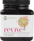 Revive Advanced 120 Tabs, Youtheory, Natural Energy