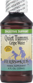 Quiet Tummy Gripe Water 4 oz, Herbs For Kids, UK Store