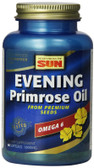 Evening Primrose Oil Deluxe 1300mg 60 Softgels, Health From The Sun, UK