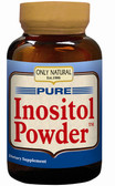 Inositol Powder 2 oz, Only Natural