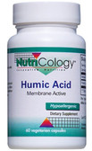 Humic Acid 60 Caps, Nutricology