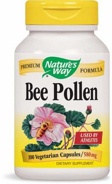 Bee Pollen 100 Caps, Nature's Way, UK Shop