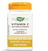 UK Buy Vit C 1000 Bioflavonoids, 100 Caps, Nature's Way