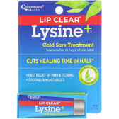 Lysine+ Ointment 7 g, Quantum Cold Sore Treatment, UK