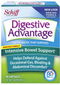 Intensive Bowel Support 96 Caps, Digestive Advantage