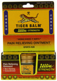 Ultra Strength Pain Relieving Ointment White 0.63 oz, Tiger Balm, UK