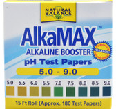 AlkaMax pH Papers 1 PC, Natural Balance