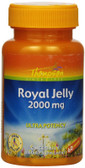 Royal Jelly 2000mg 60 Caps, Thompson, Bee Superfood, UK