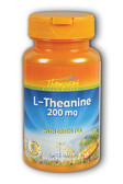 L-Theanine Maxicaps 200mg 30 Caps, Thompson, Stress