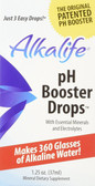pH Booster Drops 1.25 oz Alkalife, pH Alkaline Booster, UK Store