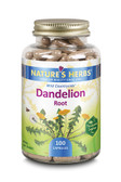 Dandelion Root 100 Caps Nature's Herbs, UK Store