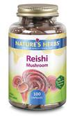 Reishi Mushroom 100 Caps, Zand, Immune Support