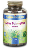 Saw Palmetto 250 Caps, Zand, Men's