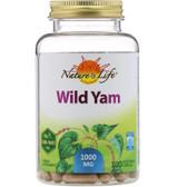 Mexican Wild Yam, 100 Caps, Zand