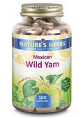 Mexican Wild Yam 100 Caps, Zand