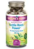 Nettle Root Power 60 Caps, Zand