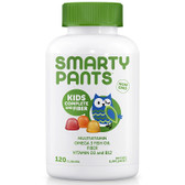 Buy Kids Complete Multivitamins and Fiber , 120 Gummies, SmartyPants, UK Shop