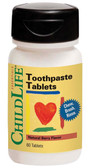 Toothpaste Tabs Natural Berry 60 Tabs, Childlife