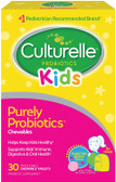 Culturelle Kids Chewables 30 Tabs, I-Health, UK Shop