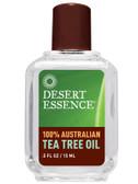 Buy Desert Essence Tea Tree Oil .5 oz Blemishes Skin Irritations Online, UK Delivery