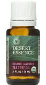 Buy Tea Tree w/Lavender Oil .6 oz Desert Essence Online, UK Delivery, Aromatherapy Essential Oils