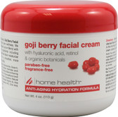 Buy Goji Berry Facial Cream 4 oz Home Health Online, UK Delivery, Anti Aging Treatment Supplements Hyaluronic Acid Skin Formulas