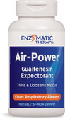Buy Air-Power 100 Tabs Enzymatic Therapy Respiratory Health Online, UK Delivery, Guaifenesin