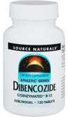 Buy Dibencozide 10000 mcg 120 Subl Tabs, Source Naturals, Coenzymated B-12 ,Natural Remedy, UK