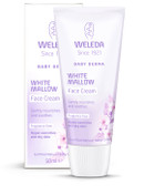 Buy Baby Derma Face Cream White Mallow 1.7 oz Weleda Online, UK Delivery