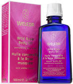 Buy Wild Rose Body Oil 3.4 oz Weleda Online, UK Delivery, Massage Oil