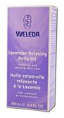 Buy Lavender Body Oil 3.4 oz Weleda Products Online, UK Delivery, Massage Oil