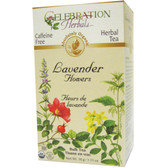 Buy Lavender Flowers Organic 38 gm Celebration Herbals Online, UK Delivery
