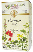 Buy Senna Leaf c s Organic 50 gm Celebration Herbals Online, UK Delivery