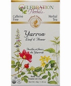 Buy Yarrow Leaf Flower Organic 36 gm Celebration Herbals Online, UK Delivery