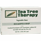 Buy Eucalyptus Soap 3.5 oz Tea Tree Therapy Online, UK Delivery