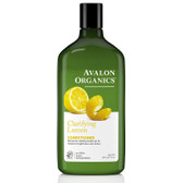 Buy Conditioner Organic Lemon Clarifying 11 oz Avalon Online, UK Delivery, Shea Butter Hair Conditioners