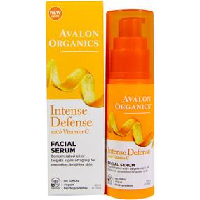 Buy Vitamin C Vitality Facial Serum 1 oz Avalon Online, UK Delivery, Facial Creams Lotions Serums Skin Serums