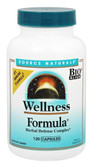 Source Naturals Wellness Formula 120 Caps, UK Store