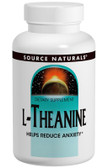 L-Theanine 200 mg 60 Tabs Source Naturals, Anxiety Formula