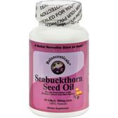 Buy Seabuckthorn Seed Oil 60 Softgels Health King Online, UK Delivery,