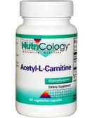 Buy Acetyl L-Carnitine 250 mg 60 Caps Nutricology Online, UK Delivery, Amino Acid