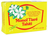 Buy Soap Bar Gardenia (Tiare) 4.6 oz Monoi Tiare Online, UK Delivery