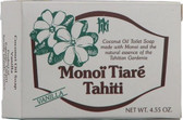 Buy Soap Bar Vanilla 4.6 oz Monoi Tiare Online, UK Delivery