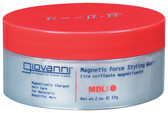 Buy Magnetic Force Styling Wax 2 oz Giovanni Cosmetics Online, UK Delivery, Hair Styling Gel Mousse