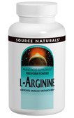 L-Arginine 1000 mg 100 Tabs Source Naturals, Circulation, Performance