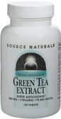 Green Tea Extract 500 mg 120 Tabs Source Naturals Super Antioxidant